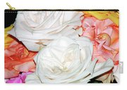 Roses Multi Color Carry-all Pouch