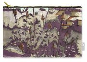 Roses On Hill Carry-all Pouch