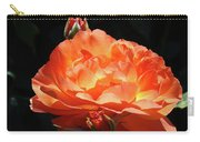 Roses Orange Rose Flowers Rose Garden Art Baslee Troutman Carry-all Pouch