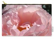 Roses Pink Rose Flower 2 Rose Garden Art Baslee Troutman Collection Carry-all Pouch