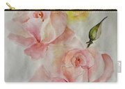 Roses Scent Carry-all Pouch