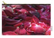 Rose Waves Carry-all Pouch