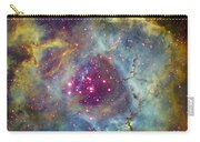 Rosette Nebula Ngc 2244 In Monoceros Carry-all Pouch