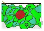 Roseybud Carry-all Pouch