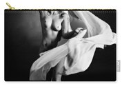 Rosie Nude Fine Art Print In Sensual Sexy 4608.01 Carry-all Pouch
