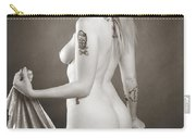 Rosie Nude Fine Art Print In Sensual Sexy 4619.01 Carry-all Pouch