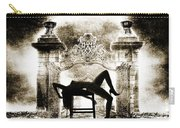 Rosie Nude Fine Art Print In Sensual Sexy 4641.01 Carry-all Pouch