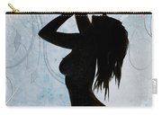 Rosie Nude Fine Art Print In Sensual Sexy Color 4686.02 Carry-all Pouch