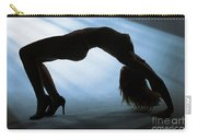 Rosie Nude Fine Art Print In Sensual Sexy Color 4692.02 Carry-all Pouch