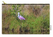 Rosie The Spoonbill Carry-all Pouch