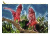 Rosies On Fire Carry-all Pouch
