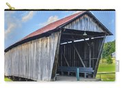 Rosseeau/fairgrounds Covered Bridge Carry-all Pouch