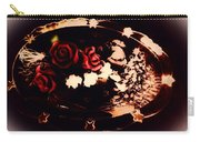 Rosses On A Flowing Dish Carry-all Pouch