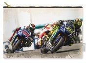 Rossi Leading The Pack Carry-all Pouch