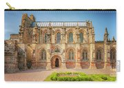 Rosslyn Chapel Panorama Carry-all Pouch