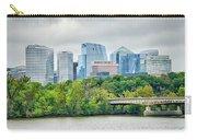 Rosslyn Distric Arlington Skyline Across River From Washington D Carry-all Pouch