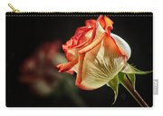 Rosy Red Reflections Carry-all Pouch