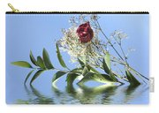 Rosy Reflection  Carry-all Pouch