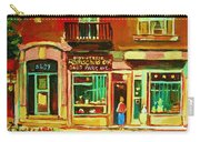 Rothchilds Jewellers On Park Avenue Carry-all Pouch