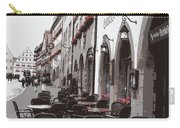 Rothenburg Cafe - Digital Carry-all Pouch