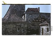 Rothenburg City Gate 4 Carry-all Pouch