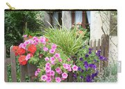 Rothenburg Flower Box Carry-all Pouch