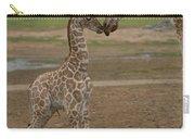 Rothschild Giraffe Giraffa Carry-all Pouch