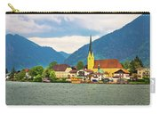 Rottach Egern On Tegernsee Architecture And Nature View Carry-all Pouch