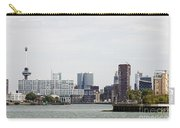 Rotterdam Skyline With Euromast  Carry-all Pouch
