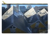 Rotterdam - The Cube Houses And Skyline Carry-all Pouch
