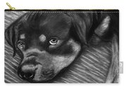 Rotty Carry-all Pouch