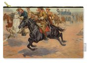 Rough Riders Cavalry Carry-all Pouch