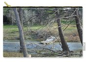 Rough River At Times  Carry-all Pouch
