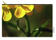 Rough Wallflower  -  60618-122 Carry-all Pouch