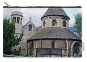 Round Church. Cambridge. Carry-all Pouch