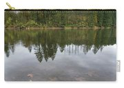 Round Lake At Lacamas Park In Fall Carry-all Pouch