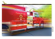 Round Top Vol. Fire Co. Inc. New York 7 Carry-all Pouch