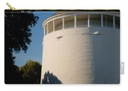 Round Water Tank In The Sun Carry-all Pouch
