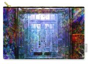 Rounded Doors Carry-all Pouch by Barbara Berney