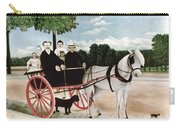 Rousseau: Cart, 1908 Carry-all Pouch