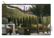 Rousseau: House, C1900 Carry-all Pouch