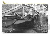 Route 532 Bridge Over The Delaware Canal - Washington's Crossing Carry-all Pouch