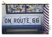 Route 66 Bench Carry-all Pouch