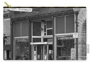 Route 66 - Chenoa Pharmacy Carry-all Pouch