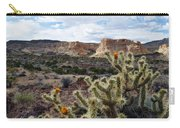 Route 66 Mojave Desert Landscape Carry-all Pouch