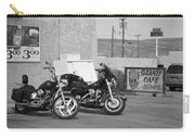 Route 66 Motorcycles Bw Carry-all Pouch