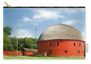 Route 66 Round Barn Carry-all Pouch