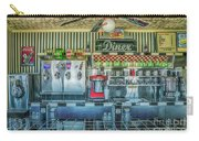 Route 66 Valentine Diner Carry-all Pouch
