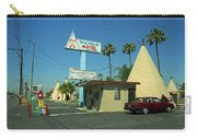 Route 66 - Wigwam Motel 3 Carry-all Pouch