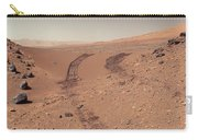 Roving Across Mars 1 - Earth Light Carry-all Pouch